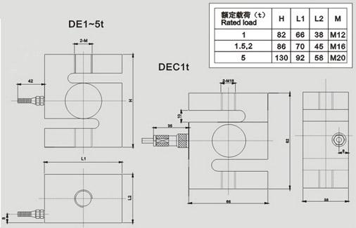 压力传感器工作电路原理图